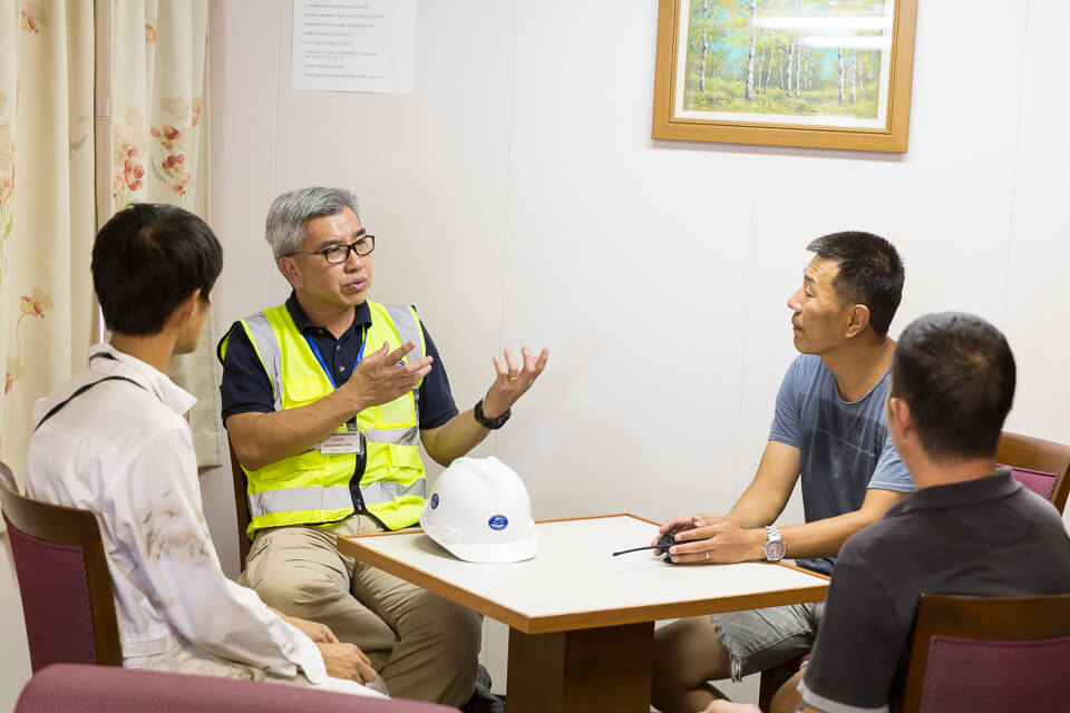 Our Impact | The Mission to Seafarers