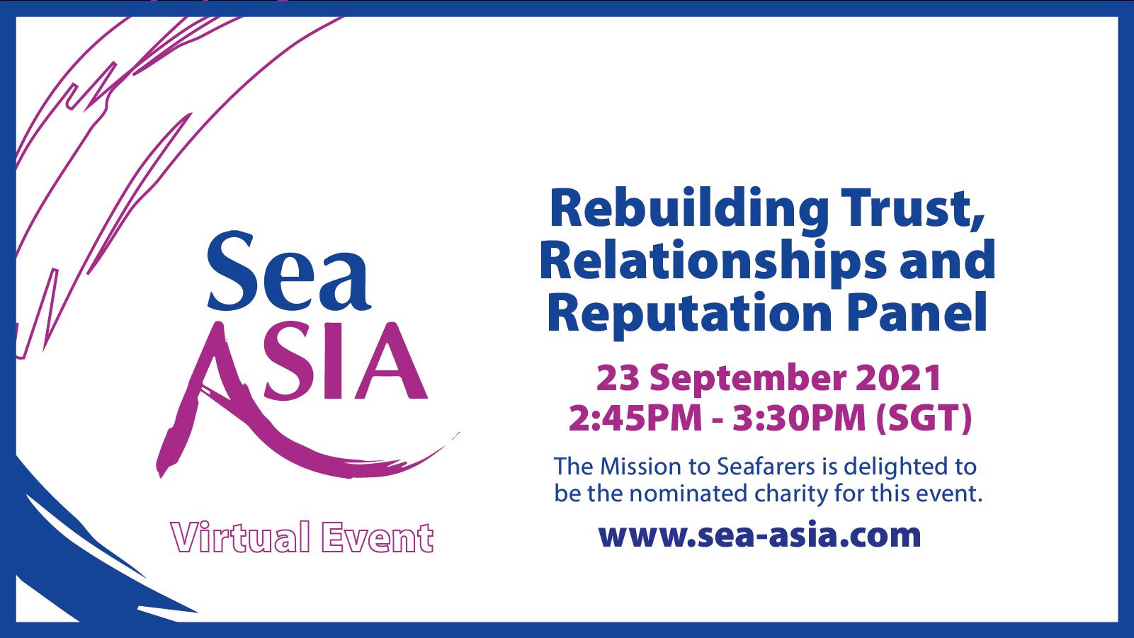 Sea Asia 2021 Virtual Event