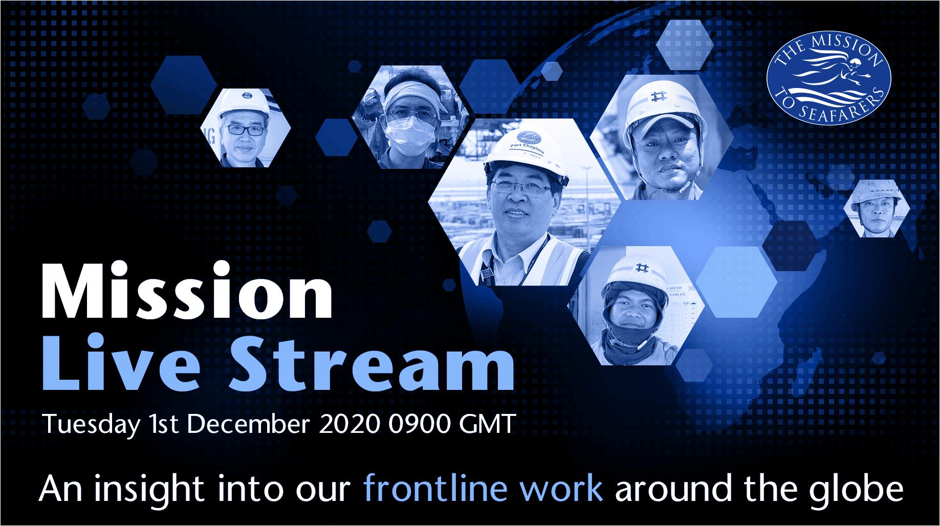 Mission Live Stream
