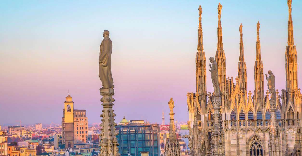 Milan to Monaco Cycle