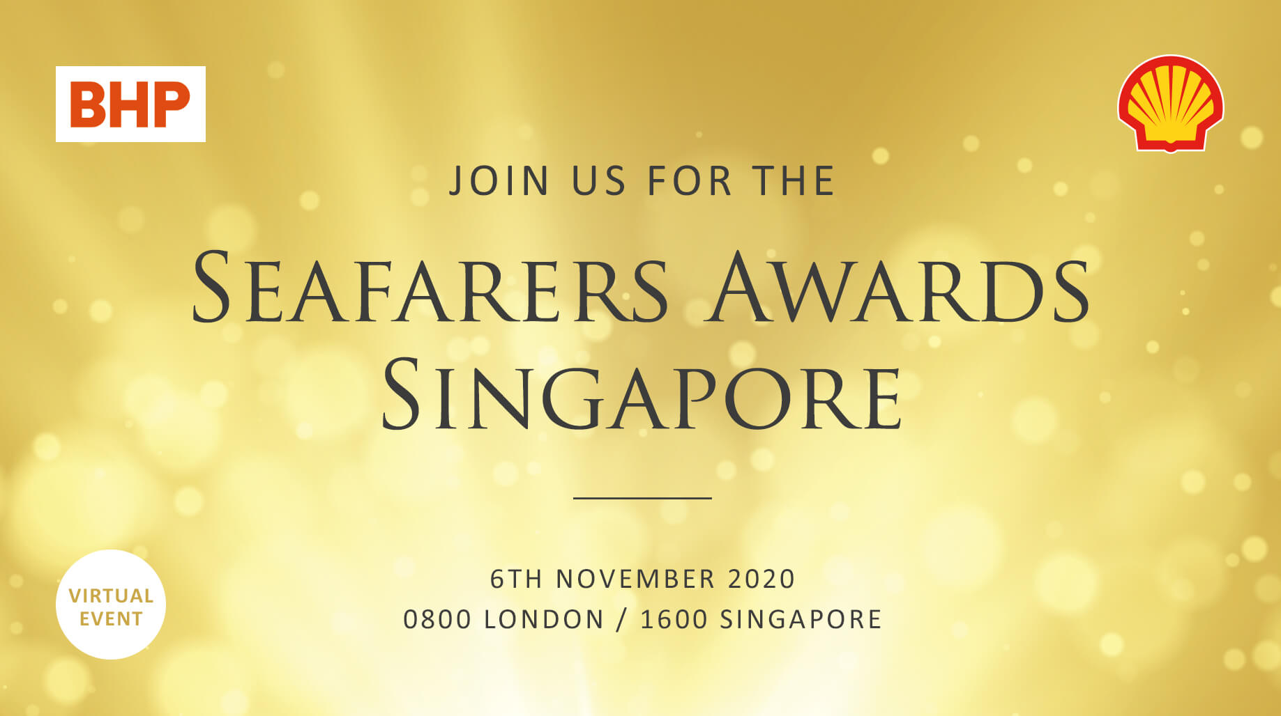 The Mission to Seafarers Awards: Singapore 2020